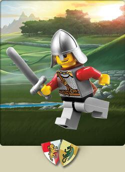 Sword Lion Kinght