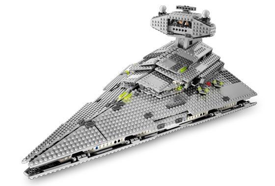 Lego star wars imperial star destroyer instructions