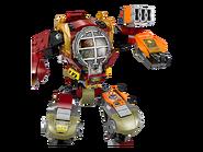 70592 Le robot de Ronin 3