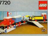 7720 Diesel Freight Train Set