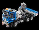 8052 Le camion conteneur motorisé