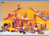 9152 DUPLO House