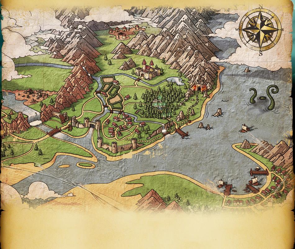 Heroica Karte