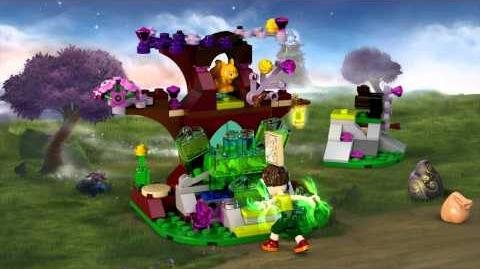 LEGO Elves - 41076 Farran and the Crystal Hollow