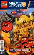LEGO Nexo Knights Comics 3