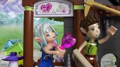 The Precious Crystal Mine - LEGO Elves - 41177 Product Animation