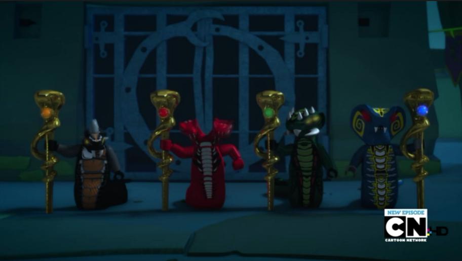Image - Watch The Snake King- NinjaGo- Masters of Spinjitzu Season ...