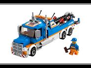 60056 La remorqueuse de camions