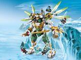70676 Le robot Titan de Lloyd