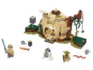 75208 La hutte de Yoda