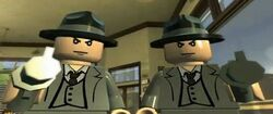 Agent Indiana Jones