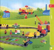 Katalog produktů LEGO® za rok 2005-13