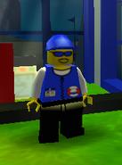 Tony the Coastguard