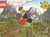 4133393 Adventurers Mini Comic Book 1