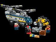 60093 L'hélicoptère de haute-mer