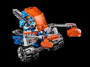 70310 Le chariot de combat de Knighton 2