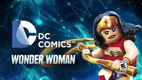 Character Spotlight Wonder Woman LEGO Dimensions