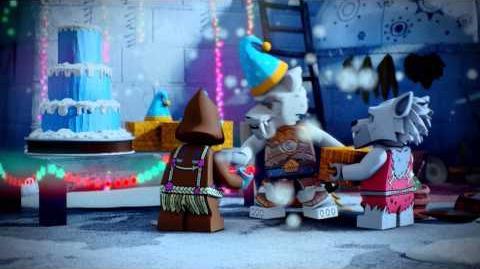 레고키마 스페셜 키마의 크리스마스