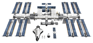 21321 La station spatiale internationale 3