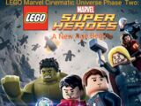 LEGO Marvel Cinematic Universe Phase Two: A New Age Begins