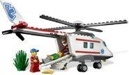 4429 L'hélicoptère de secours 3