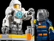 60230 Ensemble de figurines - La recherche et le développement spatiaux 4