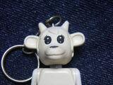 KCF64 Goat Key Chain