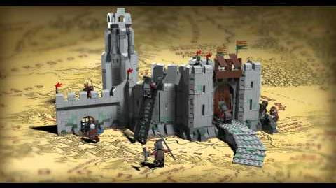 LEGO The Lord of the Rings - The Battle of Helm's Deep