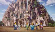 Temple Lion-Le pouvoir de Merlok