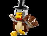 40091 La dinde de Thanksgiving