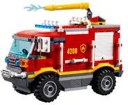 4208 Le camion de pompier tout-terrain 2