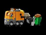 5637 Le camion à ordures 5