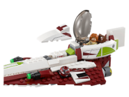 75191 Jedi Starfighter with Hyperdrive 3