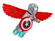 76076 La poursuite en avion de Captain America 5