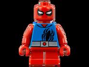 76089 Scarlet Spider contre Sandman 5
