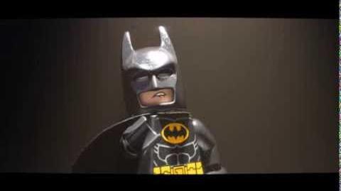 Batman annonce La Grande Aventure LEGO - Le Film