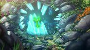 41076 Le cristal secret de Farran