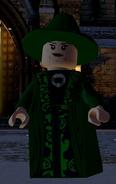 Dimensions McGonagall