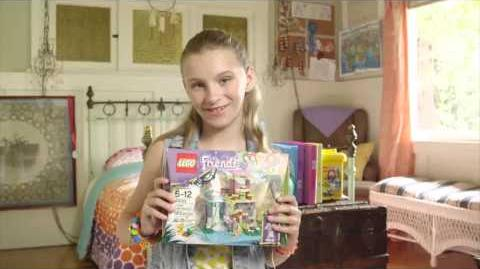 LEGO Building with Friends - Jungle Falls Rescue Promo