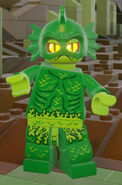 LEGO Worlds Swamp Creatur