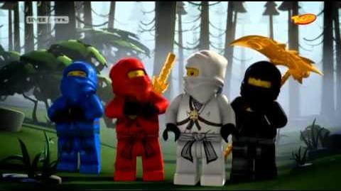 Lego Ninjago(Das Jahr der Schlangen) Folge 2 Der Pfad des Falken