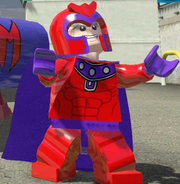Magneto Game