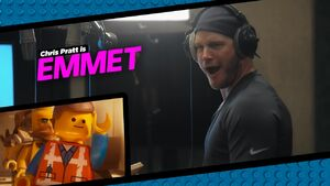 The LEGO Movie 2-Chris Pratt