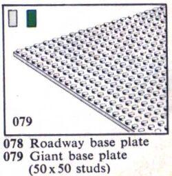 079- Giant Base Plate - grey