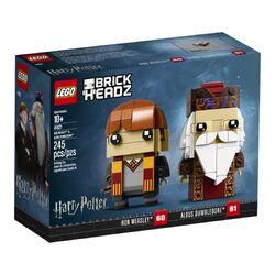 41621 Ron Weasley & Albus Dumbledore Box