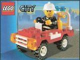 5532 Fire Car