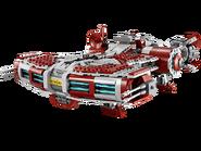 75025 Corvette Jedi de classe Défenseur 5