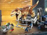 75933 Le transport du T. rex