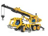 8438 Pneumatic Crane Truck