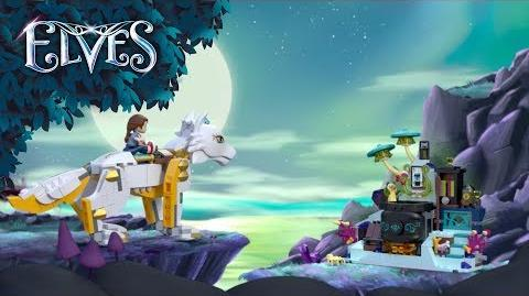 Emily & Noctura's Showdown 41195 – LEGO Elves - Product Animation
